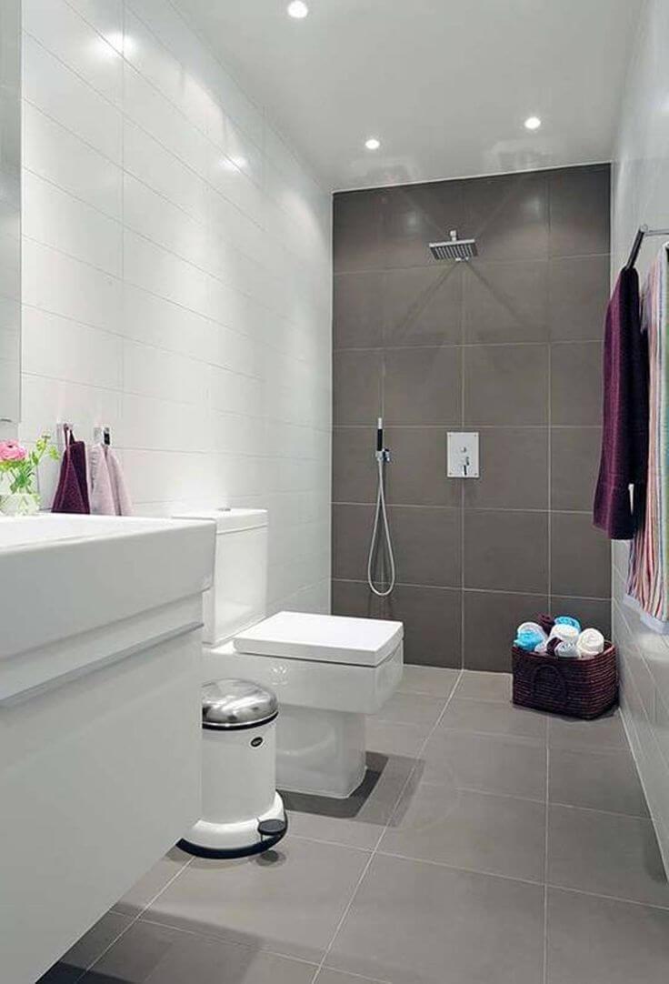 Dicas Para Banheiros Pequenos Planejados Arquidicas ~ Quarto Feminino Pequeno Planejado
