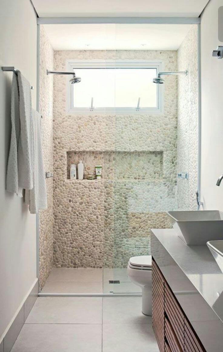 Dicas para banheiros pequenos planejados arquidicas for Imagenes de pisos decorados