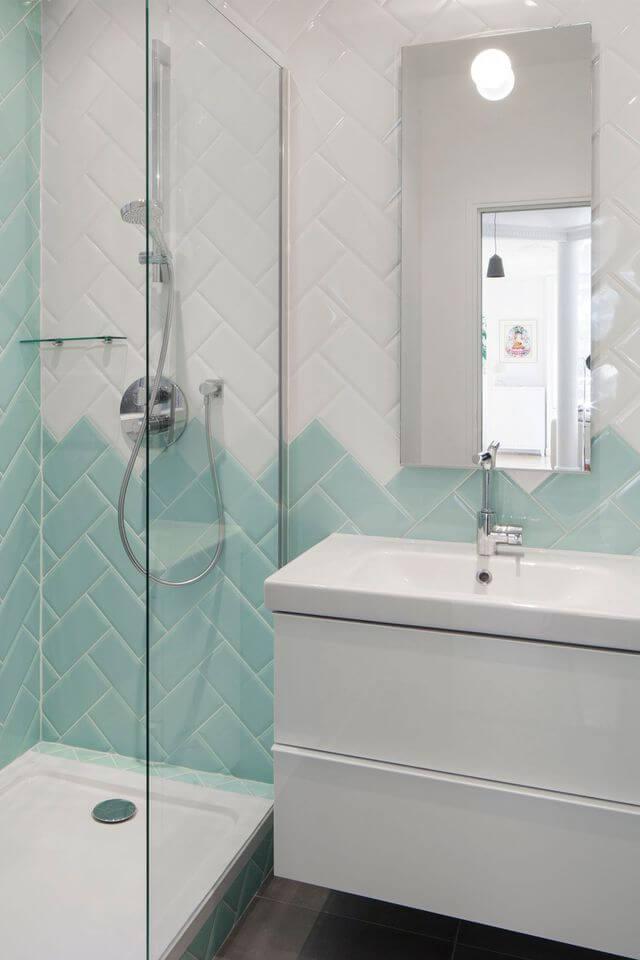 banheiro pequeno planejado simples