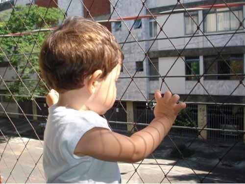 redes de proteção para criança